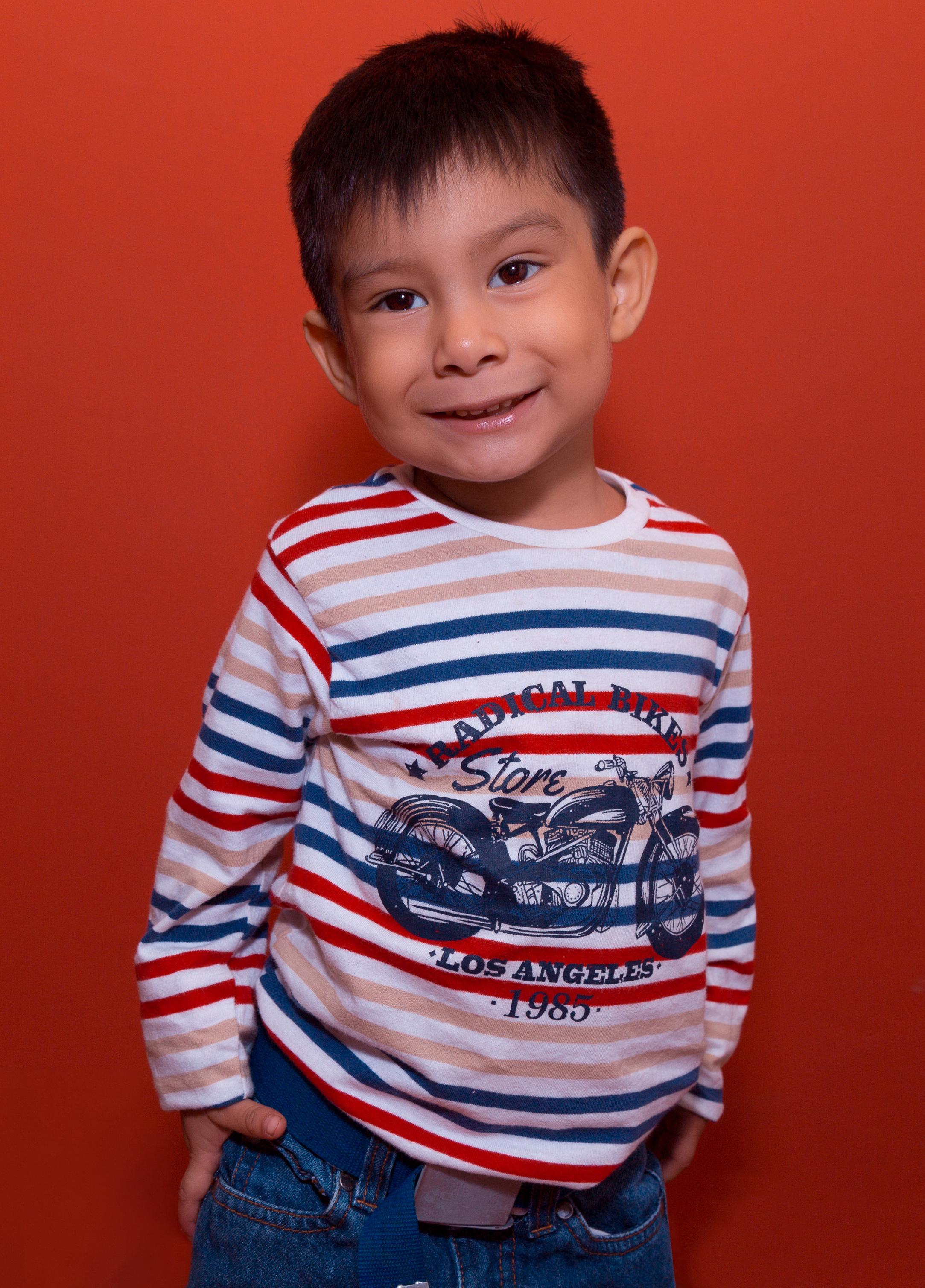 Daniel Hant - Sesion de Fotos Infantil