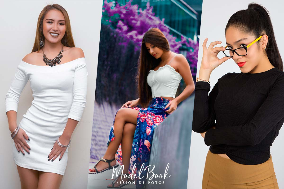 Sesión de Fotos para Modelos Book